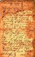 1813 Jan. 28, Fortville [to] Col[onel] Metcalf