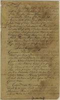 Report on the conference with the Chiefs of the Cherokee Nation, 1794