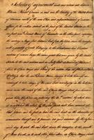 1794 Oct. 12 [between] Governor William Blount and David Moore