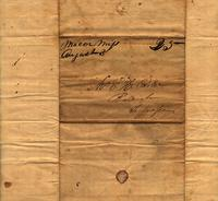 [Letter] 1836 Jul. 30, Macon, Noxubee Cty., Miss[issippi] [to] E.H. Porter, Raleigh, Tennessee
