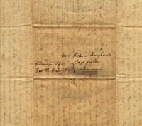 [Letter] 1846 Nov. 6, Salem, Miss[issippi] [to] Mrs Susan Taylor