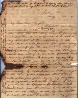 [Letter] 1841 May 23, Jackson, Tenn[essee] [to] Miss Mary Jane Chester, Female Institute, Columbia, Ten[nessee]