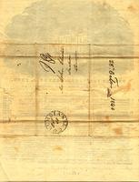 [Letter] 1840 Oct. 28 [to] John Chester, Jackson, Tennessee