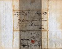 [Letter] 1840 Sept. 17 [to] Mary Jane Chester, Columbia, Ten[nessee]