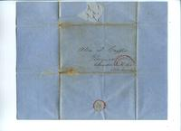 [Letter] 1850 Dec. 18 [to] Alex[ander] D. Coffee, Florence, Alabama