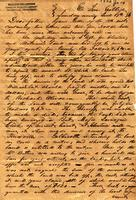 1836 Jun. 19, E[ast] Ten[nessee] College [to] Henry Welcker, Kingston, Tenn[essee]