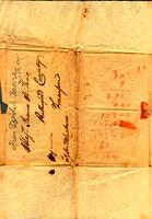 1820 Jun. 3, Oak Grove Madison County [to] James Moore King, Rutherford County, Tennessee