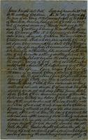 Last Will and Testament of James Wright