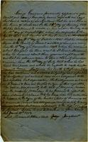 George Gansner`s Petition for Naturalization Expartee