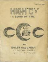 High C`s: A Song of the C.C.C.