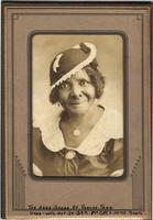Portrait of an African-American woman