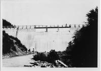 Big Ridge Dam, Loyston, Tennessee almost completed