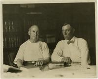 William Jennings Bryan and John Washington Butler