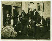 W. C. Handy and band