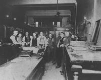 Employees at 1st National Bank