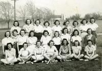 Women's Softball Team, 1941-1942