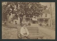 Young Boy at Travellers Rest, c. 1890
