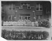 Students and graduates of the Normal Department of Tennessee Agricultural and Industrial State Normal School, 1913-1914
