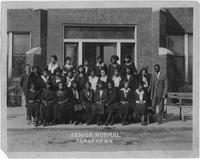 Senior Normal Class of 1924, Tennessee Agricultural and Industrial State Normal School
