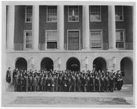 Commencement Class of the Tennessee Agricultural and Industrial State College, 1934