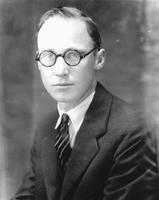 Photograph of John T. Scopes