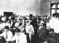 Courtroom Photograph of the Scopes Trial