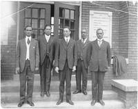 African American leaders in Knoxville, Tennessee