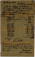 Receipt of bounty for the return of stolen horses