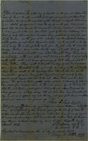 Copy of Land Indenture Agreement between John Love and Moses Fisk