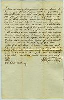 James D. Mason to State of Tennessee, Bastardy Bond, 4 June 1855