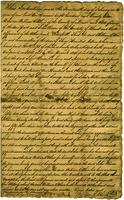 Deed of Land from William Blair to John Rosin