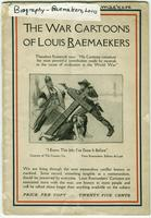 The War Cartoons of Louis Raemaekers