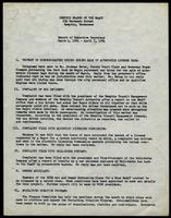 NAACP Report of Executive Secretary, March 4th thru April 17th, 1964