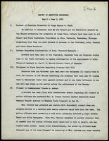NAACP Report of Executive Secretary, May 2nd thru June 5th, 1962