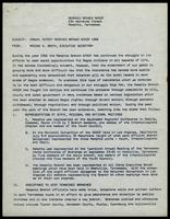 NAACP Report of Executive Secretary, Annual Report, 1966