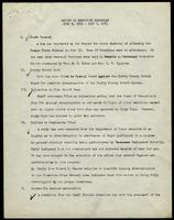 NAACP Report of Executive Secretary, June 5th thru July 9th, 1963