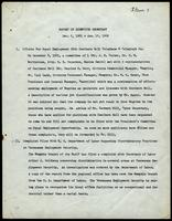 NAACP Report of Executive Secretary, December 6th thru January 16th, 1962