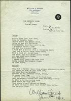 William C. Handy Song Lyrics