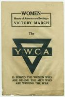 WWI YWCA pamphlet for women