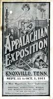 Handbill for the Appalachian Exposition