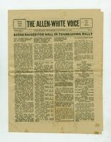 The Allen-White Voice