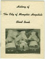 History of the City of Memphis Hospitals Blood Bank