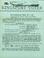 The Kingsport Voter