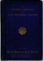 Singing Campaign for Ten Thousand Pounds, or Jubilee Singers in Great Britain