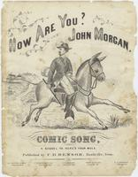 How Are You? John Morgan.