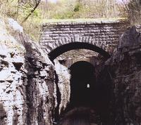 Ridgetop Tunnel 1 and 2