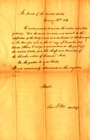 [Motion for Treaty to United States Senate, 1812 Jan. 10 ]