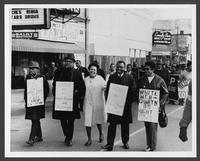 March to support 1969 school boycott