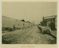 Cotton warehouses