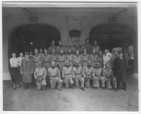 Frankland Carriage Company employees